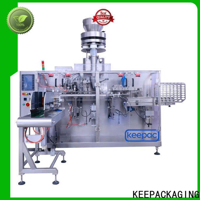 New horizontal packaging machine multi bag format manufacturers for beverage