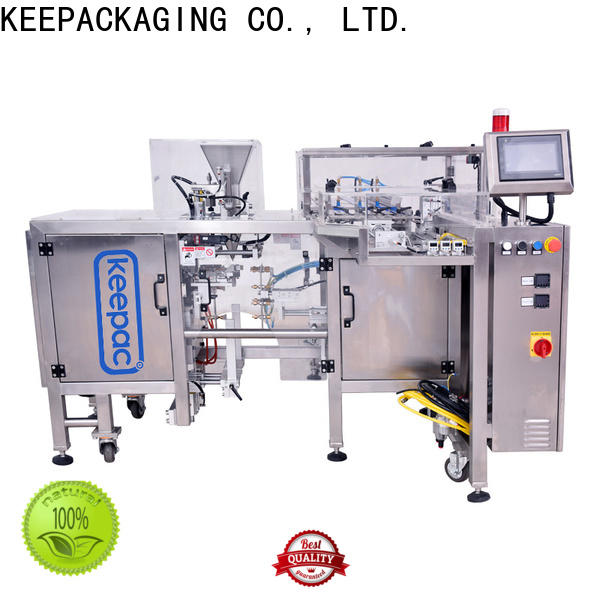 High-quality automatic grain packing machine multi bag format manufacturers for beverage