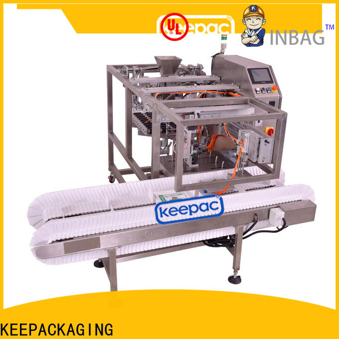 Keepac Latest grain packing machine factory for beverage