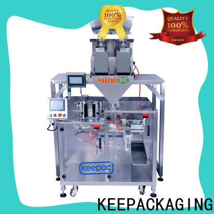 Latest automatic powder packing machine staight flow design manufacturers for food