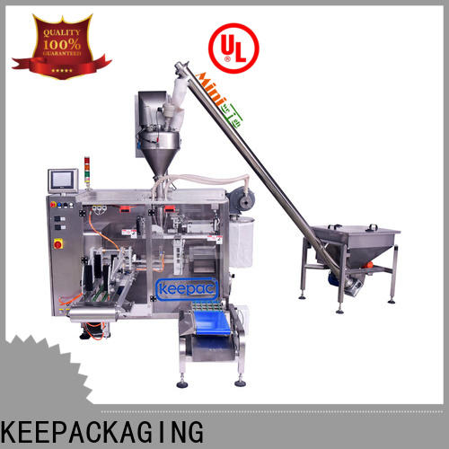 Keepac Top seal packing machine factory for food