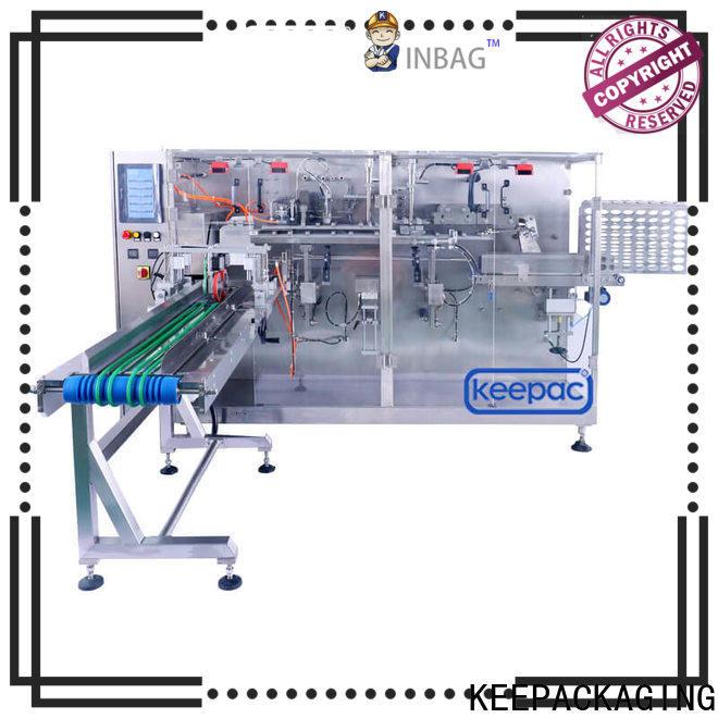 Custom packaging machine design filler Supply for food