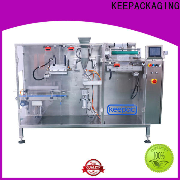 Keepac New horizontal packaging machine for business for beverage