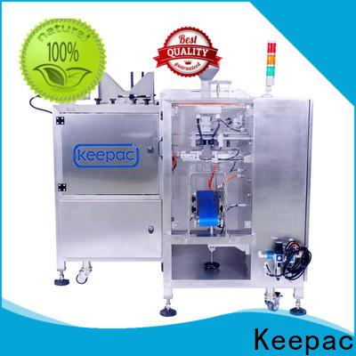 Keepac Best snack food packaging machine factory for food