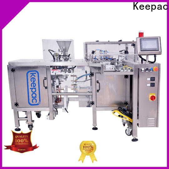 Keepac multi bag format automatic grain packing machine Supply for food