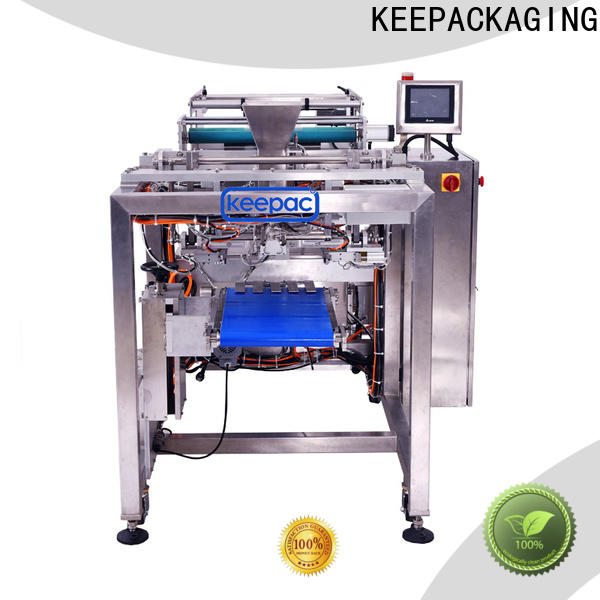 Keepac New powder bagger for business for standup pouch