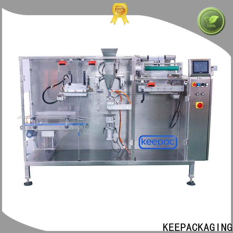 Keepac Custom industrial packing machine for business for beverage