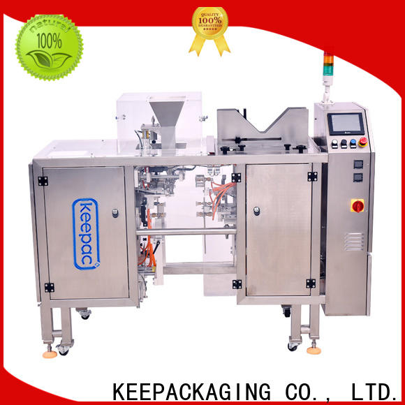 New small food packaging machine quick release for business for beverage