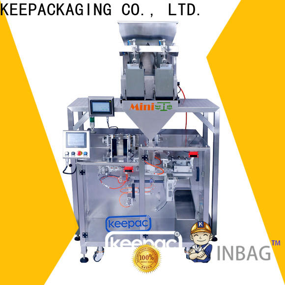 Keepac New powder pouch packing machine Supply for food