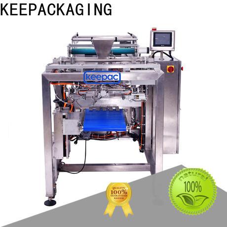 Best vertical pouch sealing machine PE tubular factory for zipper bag