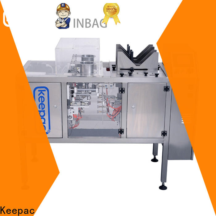 Keepac quick release chips packaging machine factory for beverage