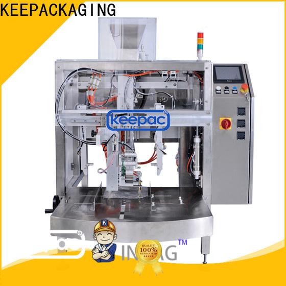 Keepac mini doypack machine company for food