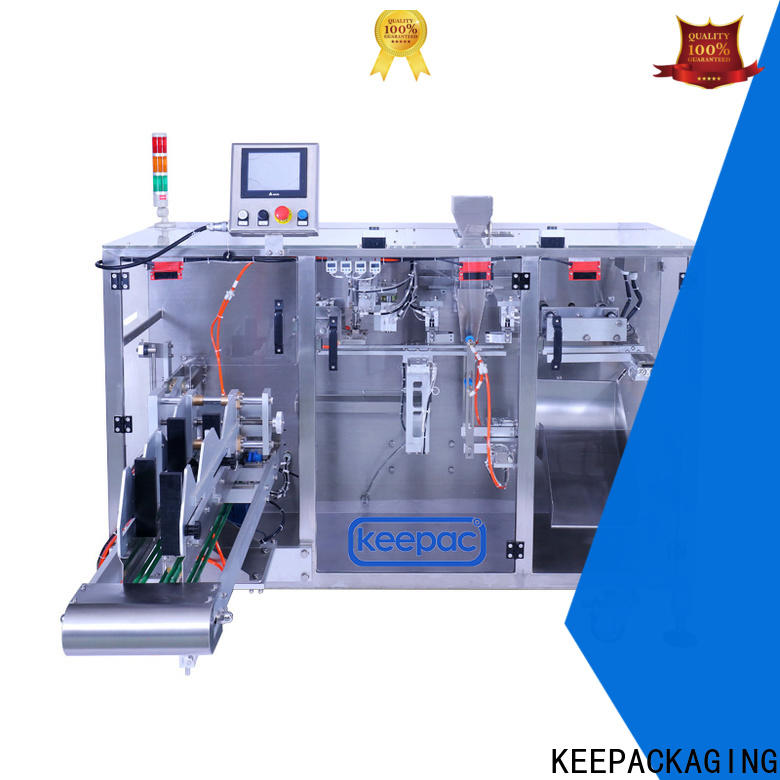Keepac Top milk powder packing machine Supply for standup pouch