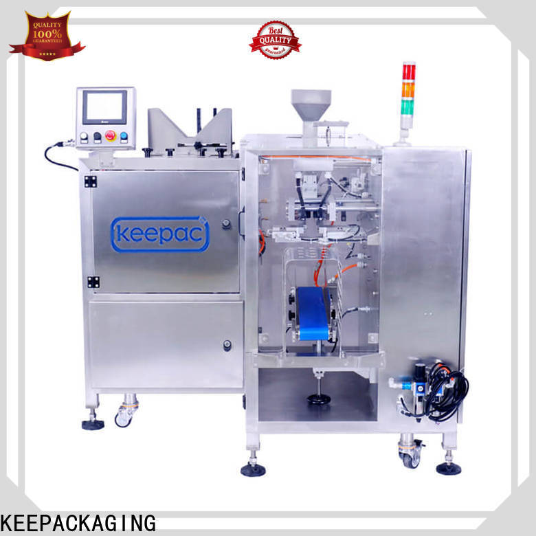 Keepac Best mini doypack machine for business for food