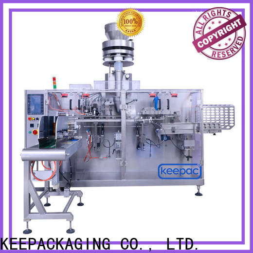 Keepac Top automatic tea packing machine manufacturers for beverage