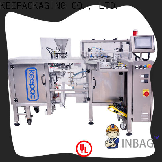 Keepac quick release automatic grain packing machine manufacturers for food