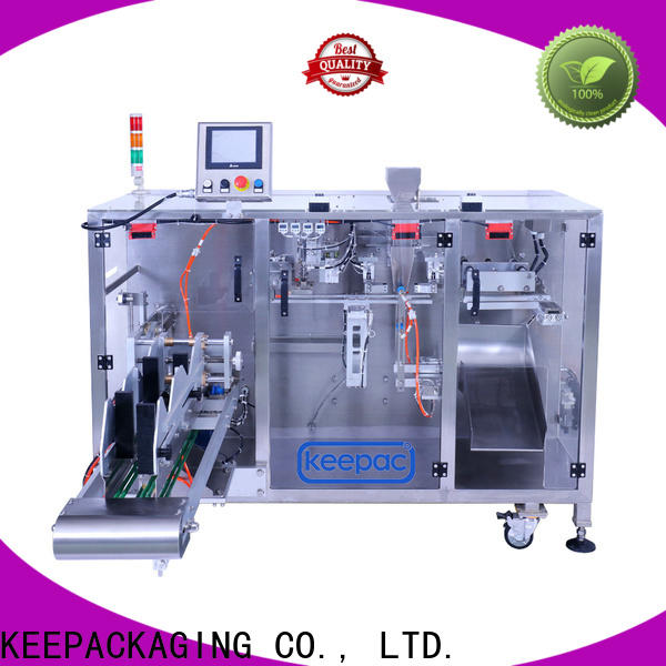 Keepac High-quality pick fill seal machine for business for standup pouch