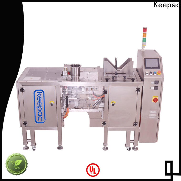 Keepac multi bag format small food packaging machine for business for beverage