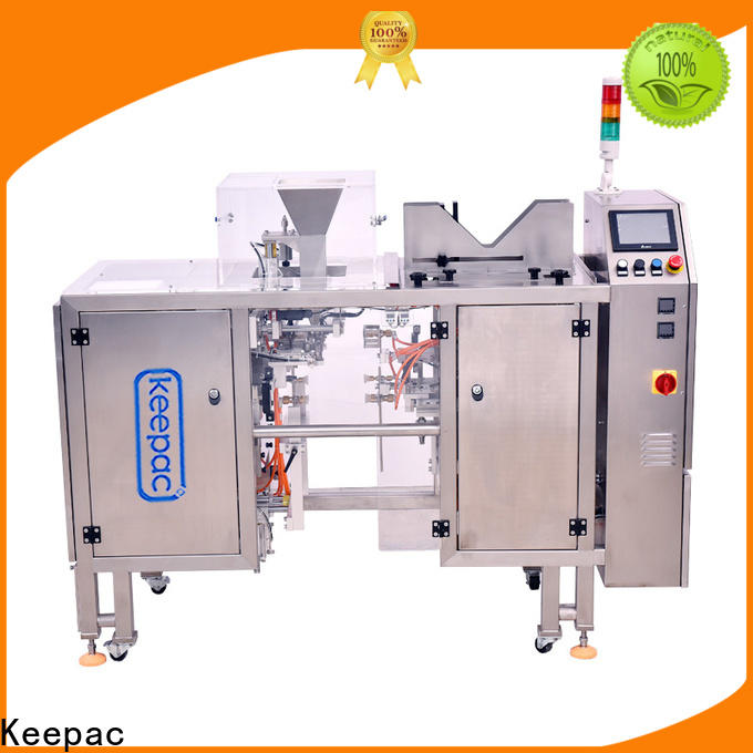 Keepac quick release food packaging machine Suppliers for food