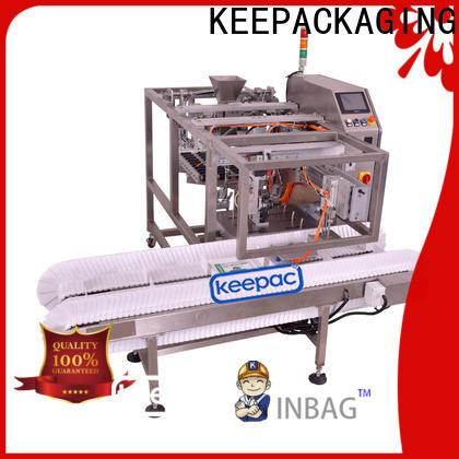 Keepac mini snack food packaging machine company for food