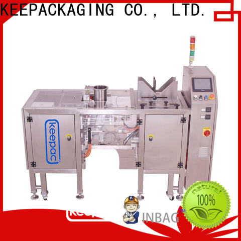 Keepac quick release doypack machine Suppliers for beverage
