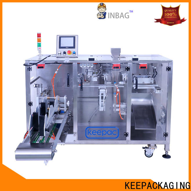 New pick fill seal machine duplex factory for food