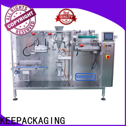 Keepac Best automatic tea packing machine factory for food