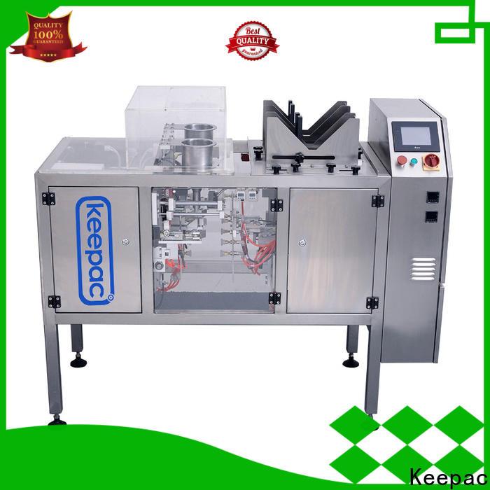 Keepac Custom grain packing machine Suppliers for beverage