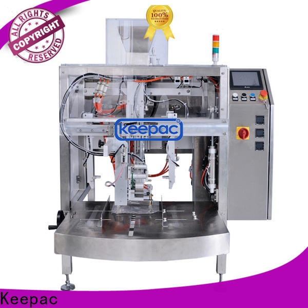 Best chips packaging machine different sized Supply for pre-openned zipper pouch