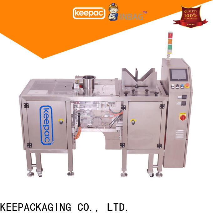 High-quality automatic grain packing machine quick release factory for food