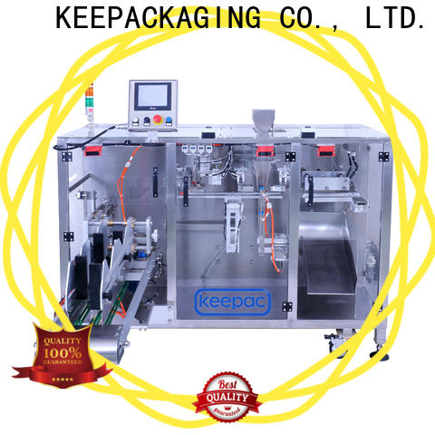 Keepac Custom seal packing machine for business for food