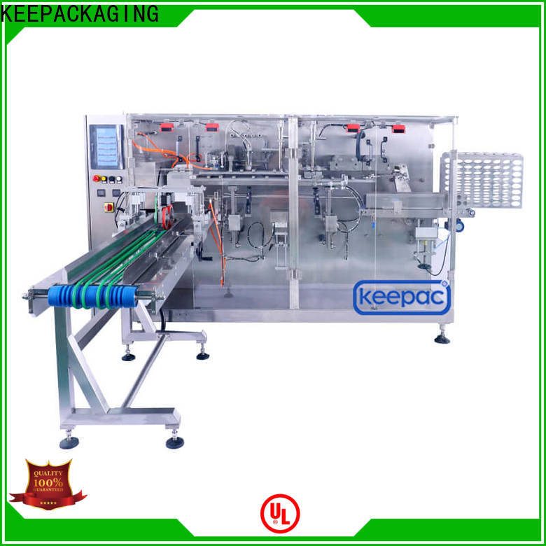 Custom automatic chips packing machine easy adjustable company for commodity