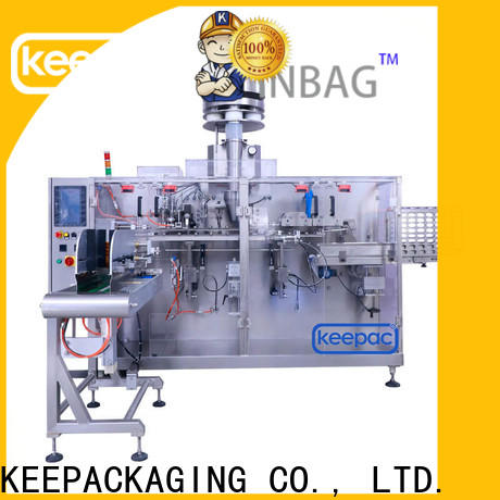 Keepac Best horizontal packing machine factory for food