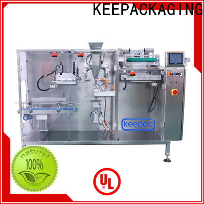 Keepac linear horizontal packaging machine Suppliers for beverage