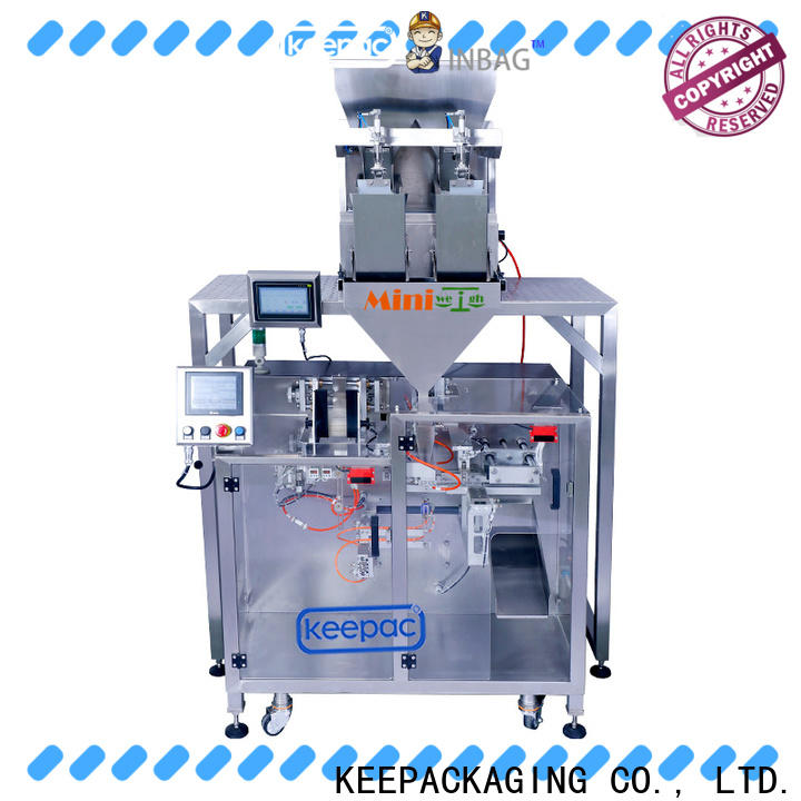 Keepac Latest powder pouch packing machine company for food