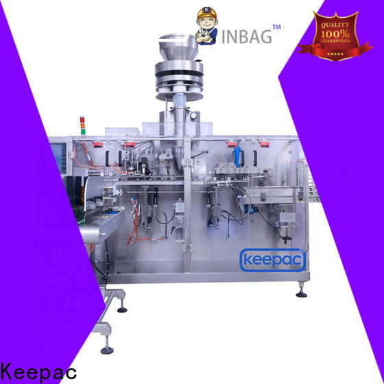 Custom horizontal packing machine staight flow design for business for beverage