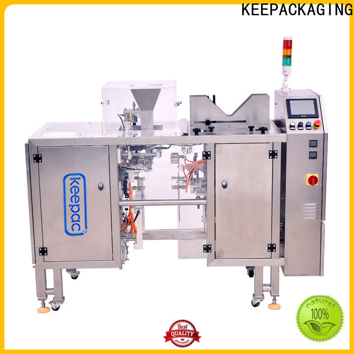 Keepac New doypack machine Suppliers for food