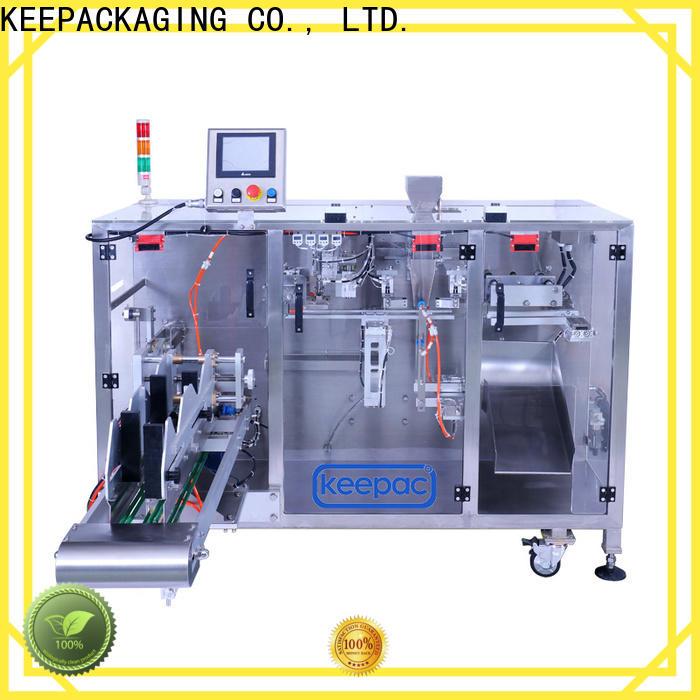 Custom milk powder packing machine duplex Suppliers for zipper bag