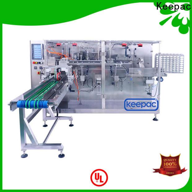 Keepac New horizontal packaging machine Supply for food