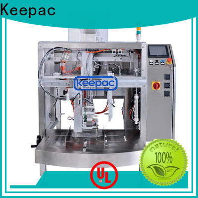 Keepac High-quality mini doypack machine manufacturers for beverage