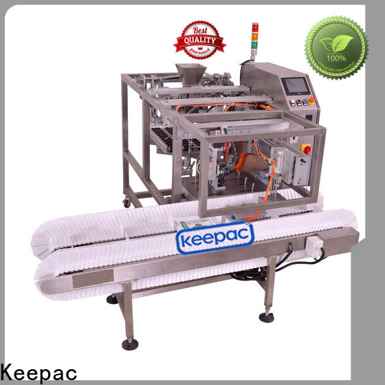 Best chips packaging machine mini factory for pre-openned zipper pouch