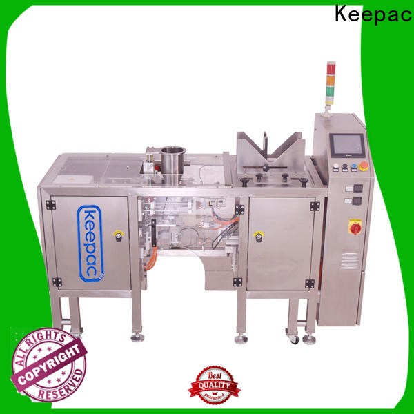 Keepac mini small food packaging machine company for food