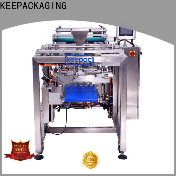 Best food packaging sealing equipment easy running for business for standup pouch