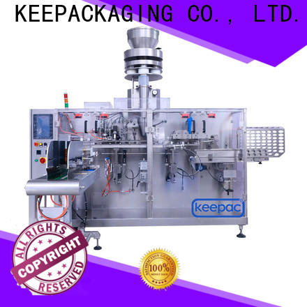Keepac spout types of packaging machines for business for commodity