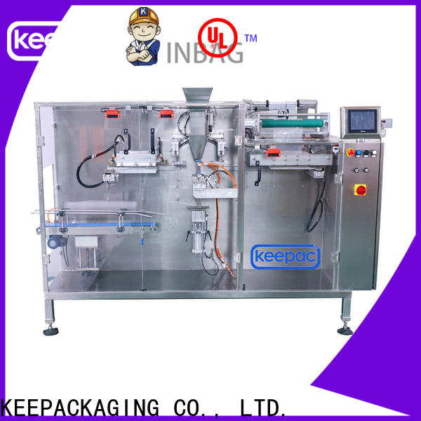 Custom industrial packing machine multi bag format Suppliers for food