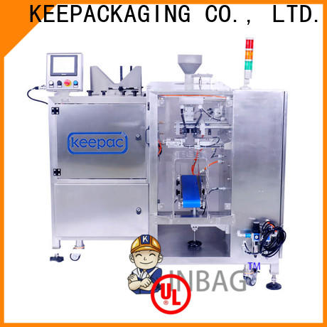 Keepac mini small food packaging machine manufacturers for food