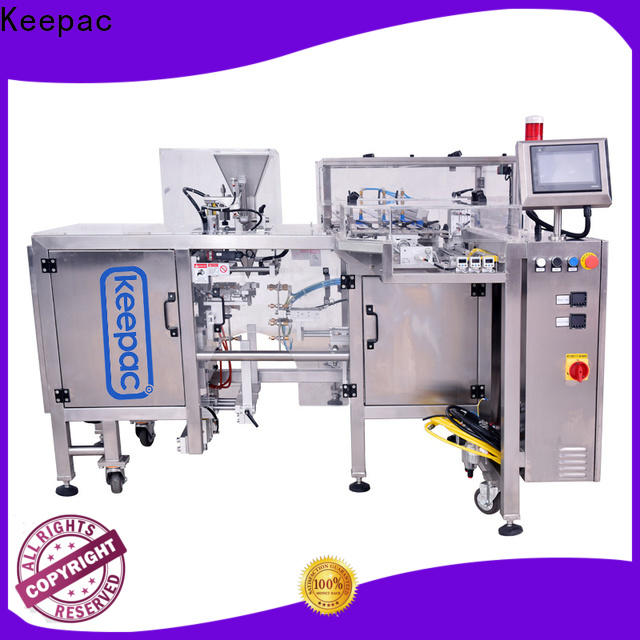 High-quality snack food packaging machine multi bag format company for food