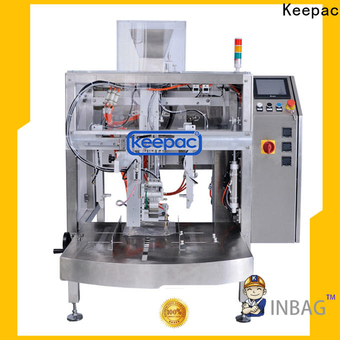 Keepac mini small food packaging machine for business for food
