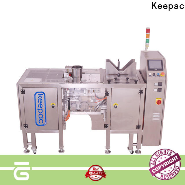 Keepac High-quality doypack machine Supply for beverage