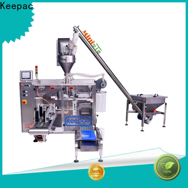 New automatic powder packing machine linear company for food